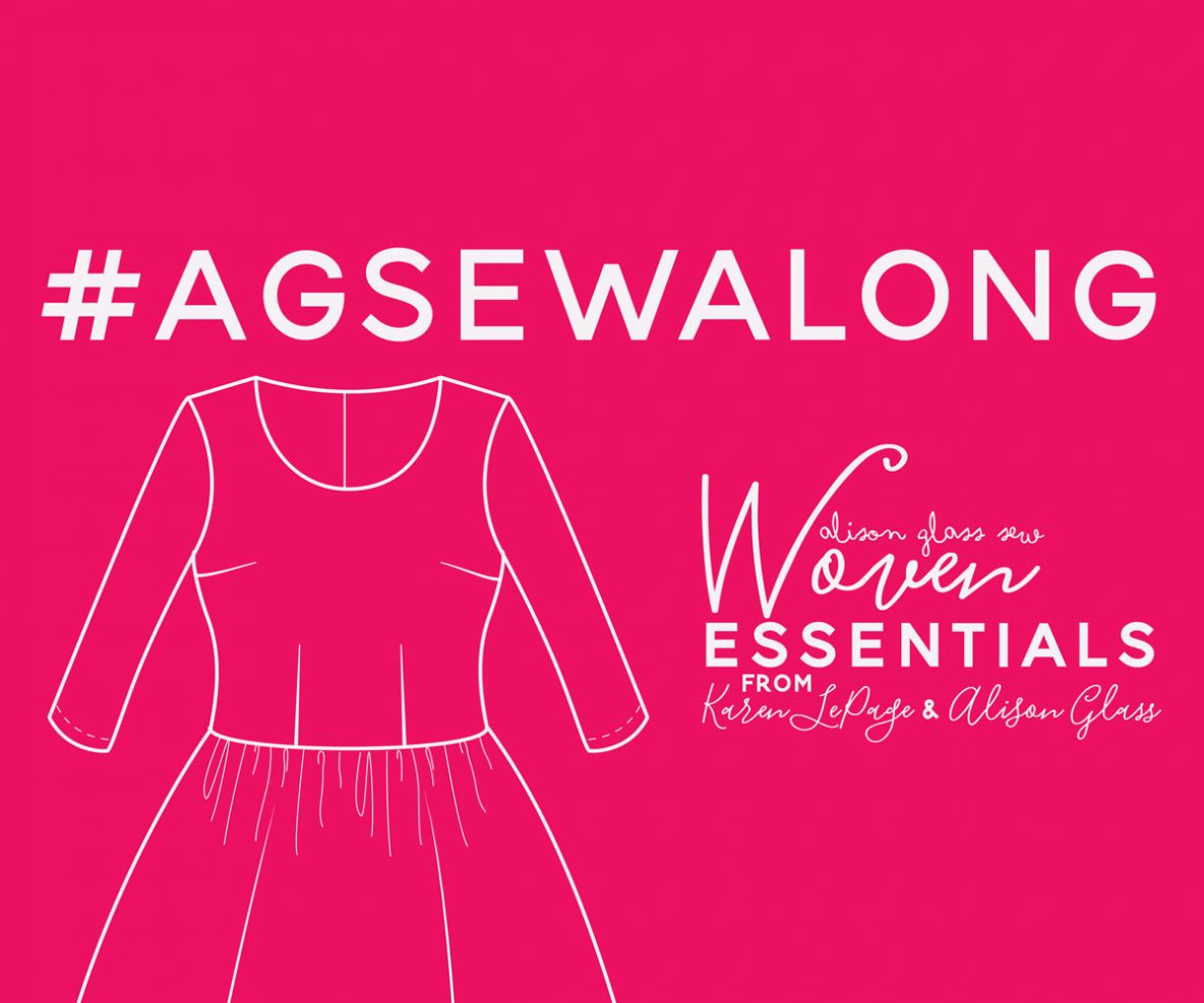 Woven Essentials Sew Along