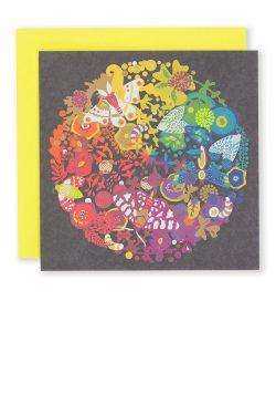art theory card
