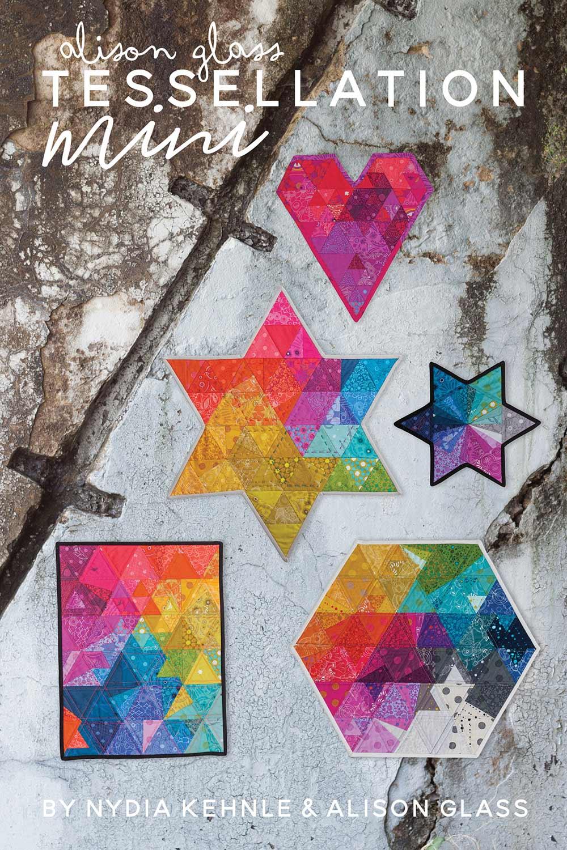 tessellation mini patten alison glass and nydia kehnle
