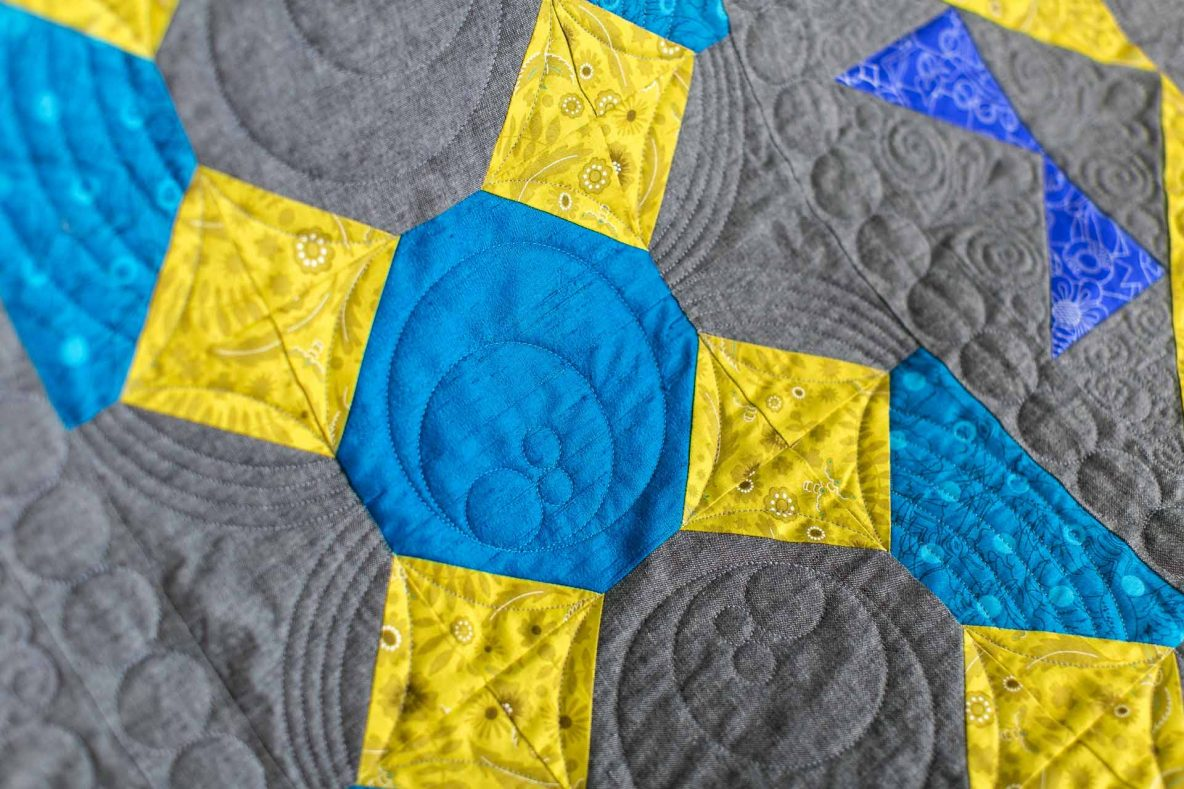 bernina alison glass bom quilt magic circle