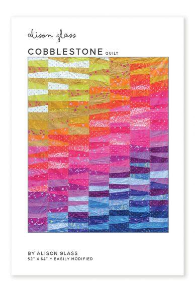 cobblestone quilt pattern