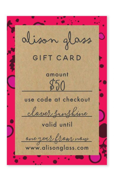 50 dollar gift card