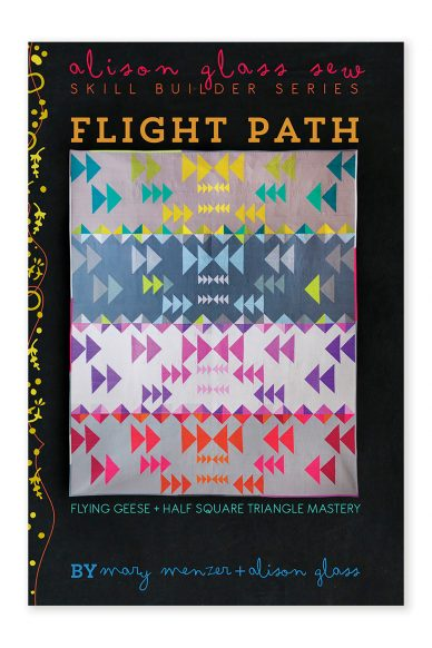 flight path skill builder alison glass pattern company