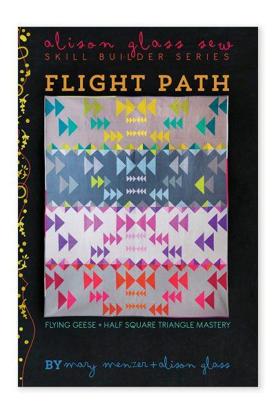 flight path skill builder alison glass pattern company
