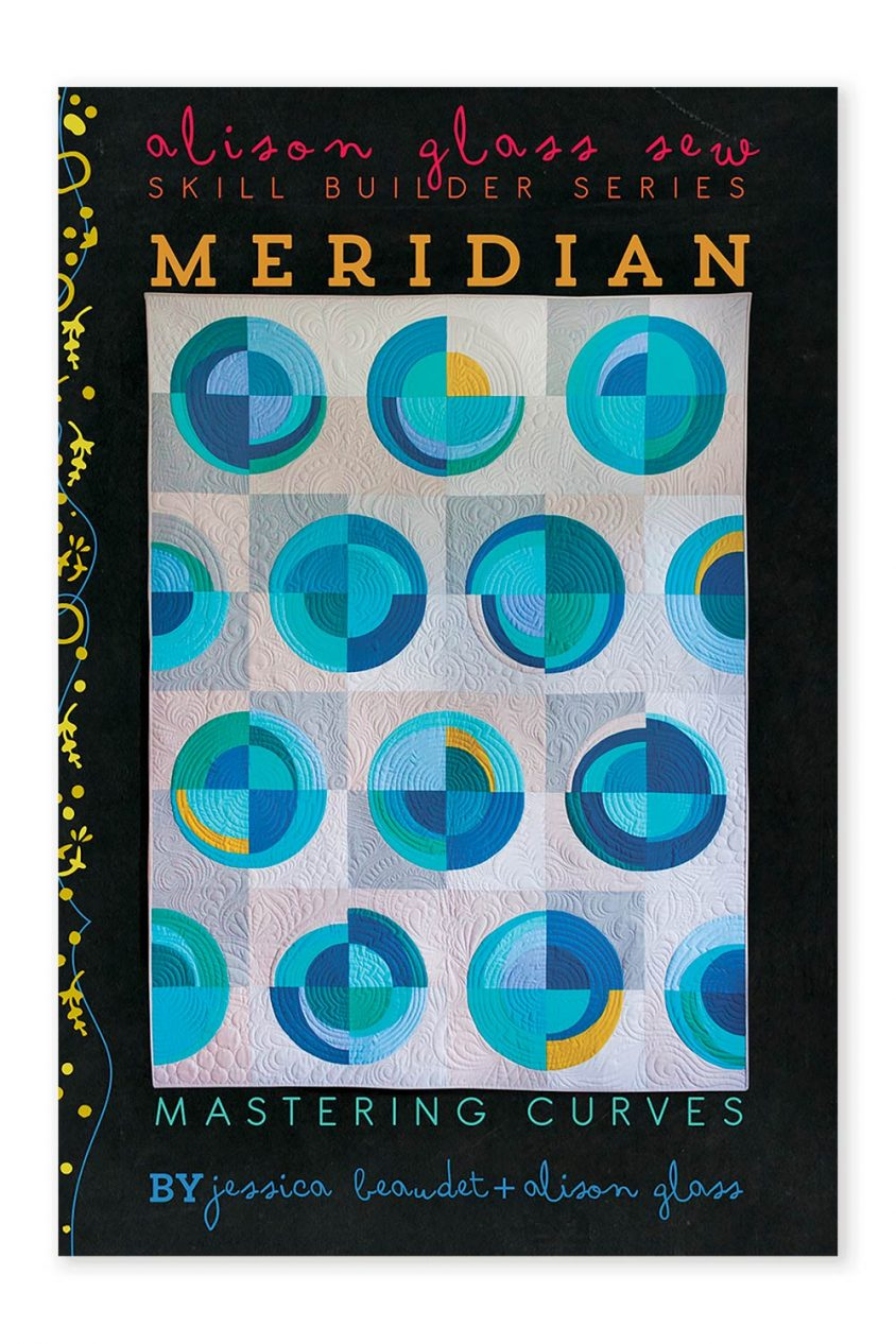 meridian skill builder alison glass pattern company