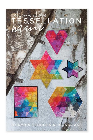tessellation mini pattern alison glass pattern company