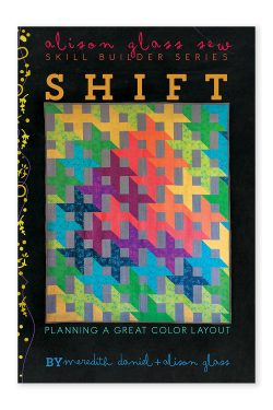 shift skill builder alison glass pattern company