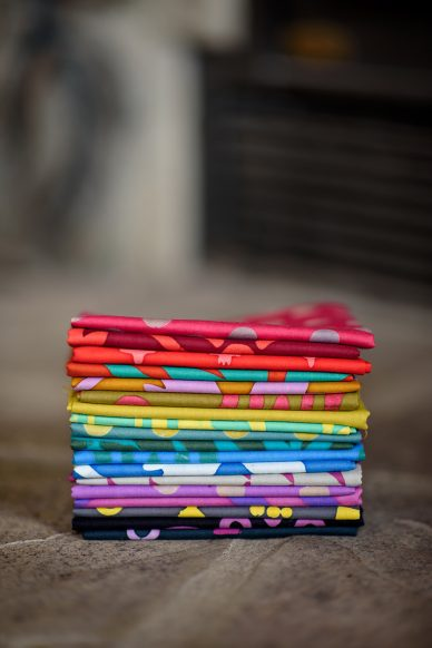 handcrafted patchwork bundle