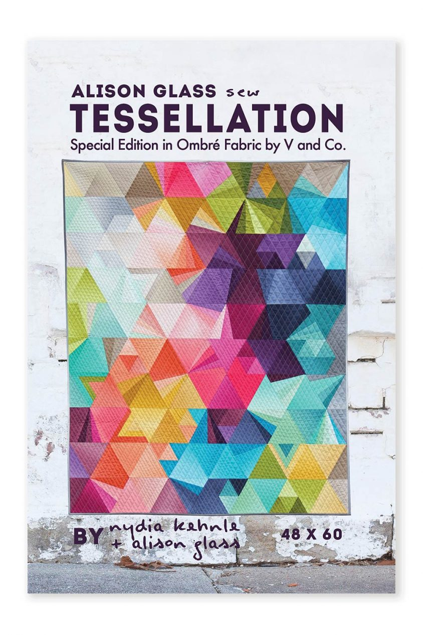 tesselation ombre cover
