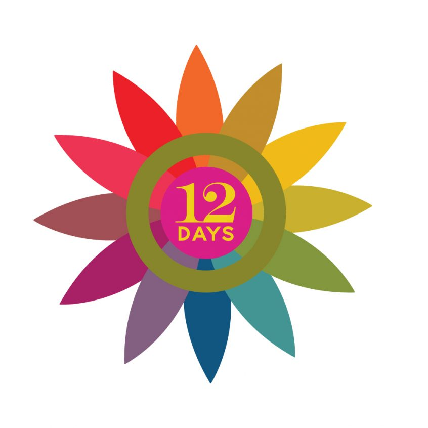 12 days holiday specials flower