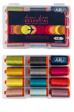 ag essentials aurifil threads