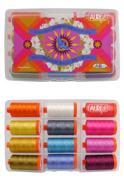 seventy six aurifil threads