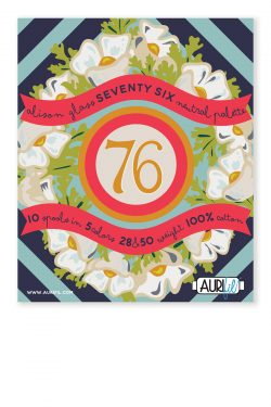 seventy six aurifil neutral threads