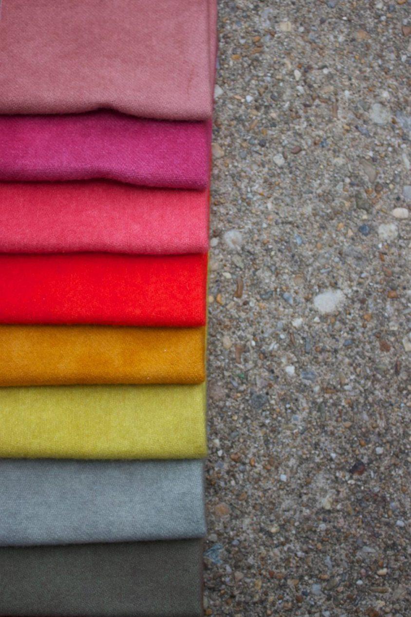 wool bundle warm