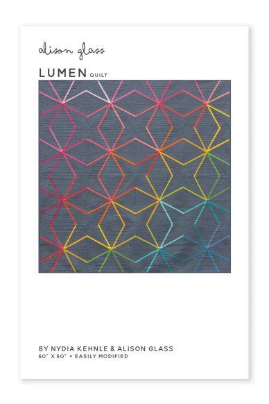 lumen quilt pattern