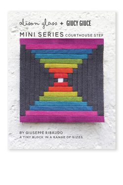 mini series courthouse stepsquilt pattern