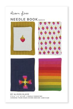 needle book basics patterns