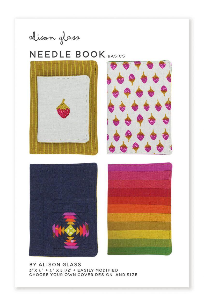 needle book basics patterns