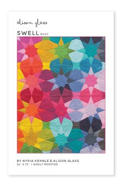 swell quilt pattern