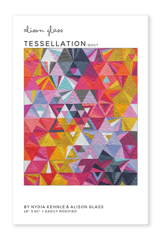 Tessellation Quilt Pattern Alison Glass