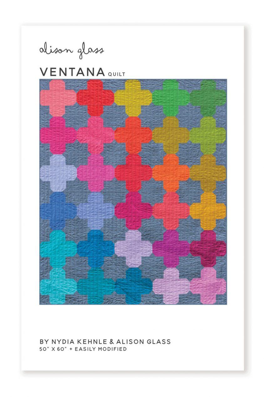 ventana quilt pattern