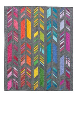 kaleidoscope feathers quilt