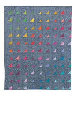 kaleidoscope tres quilt