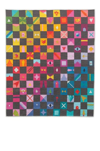 Color Plus Quilt Pattern Alison Glass
