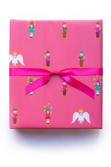 chorus gift wrap