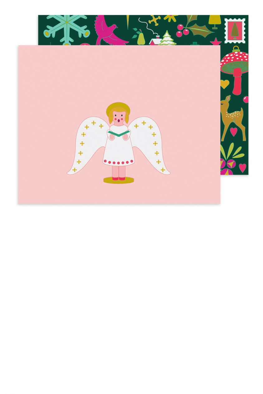 chorus angel card