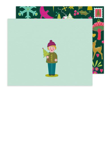 chorus boy card