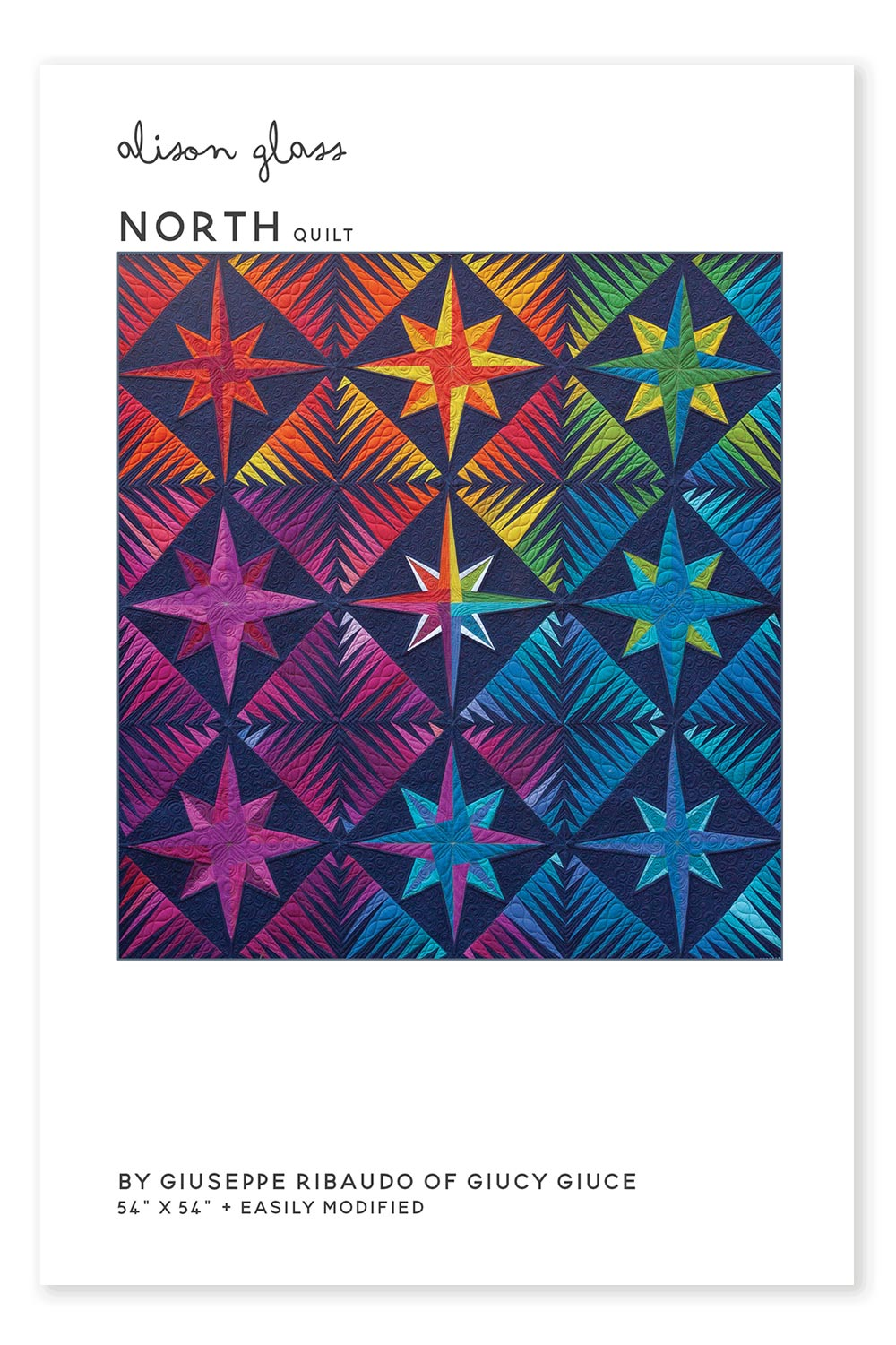 North Quilt Pattern Alison Glass