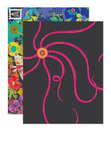 pink octopus card
