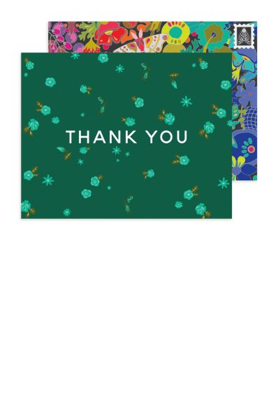 daydream thank you card