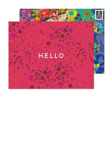 grove hello card