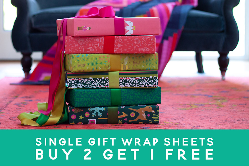 gift wrap on sale