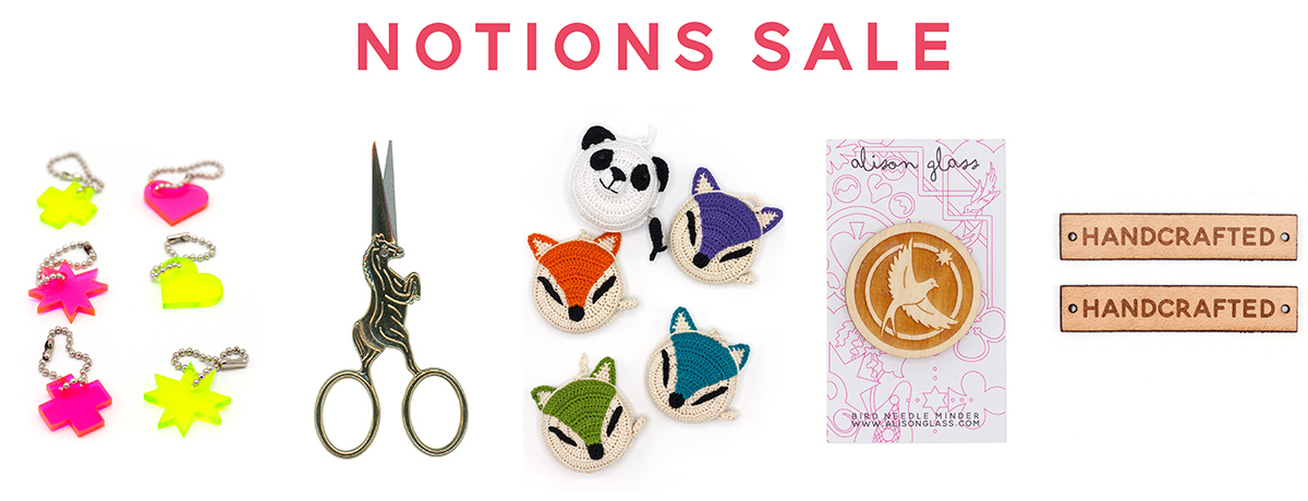 notions sale