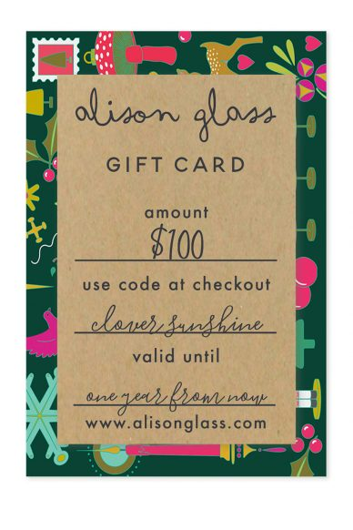 gift card sale 15% off