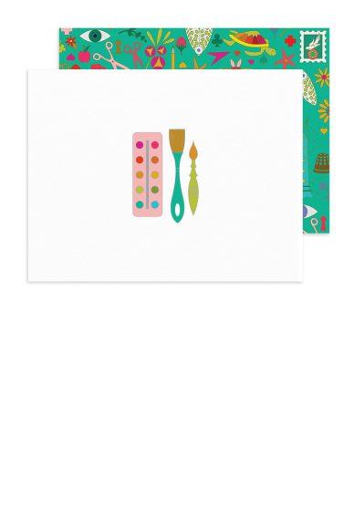 paint set card