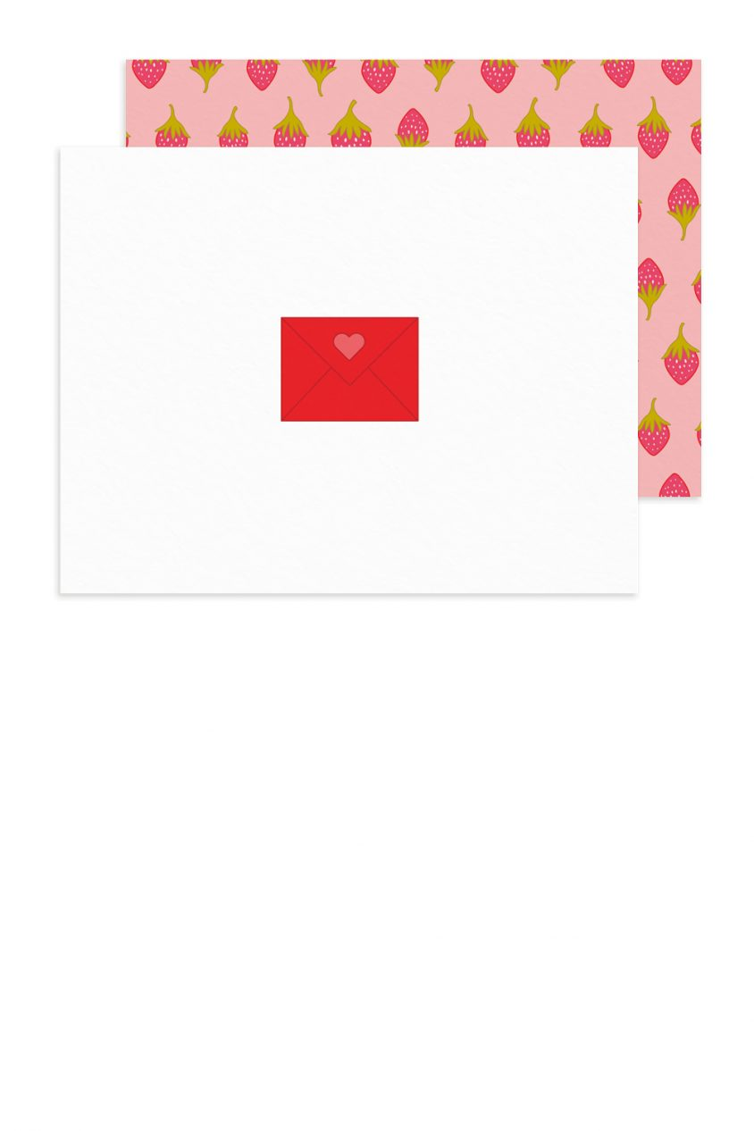 red envelope card