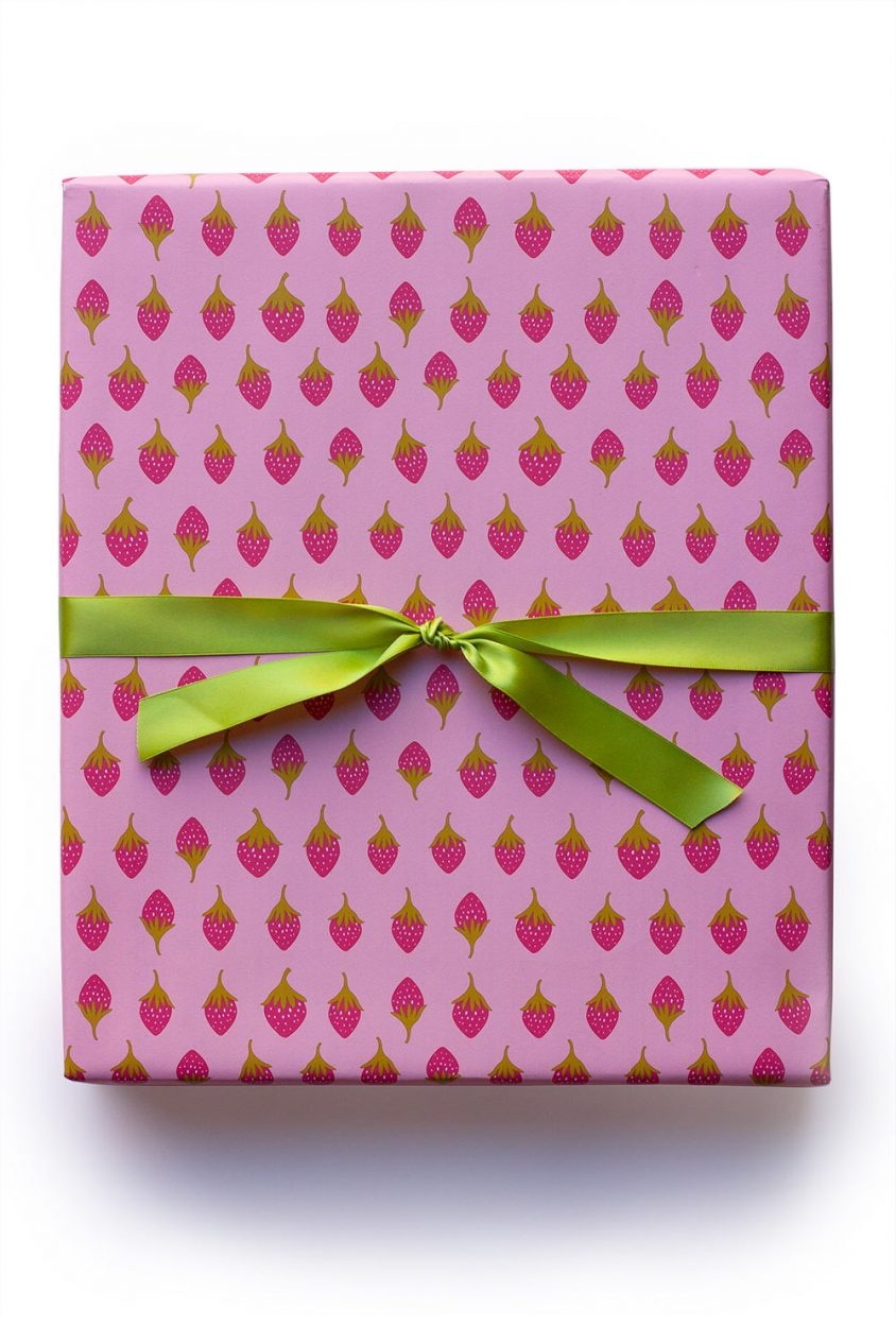 road trip gift wrap