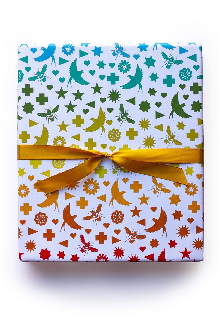 seventy six gift wrap