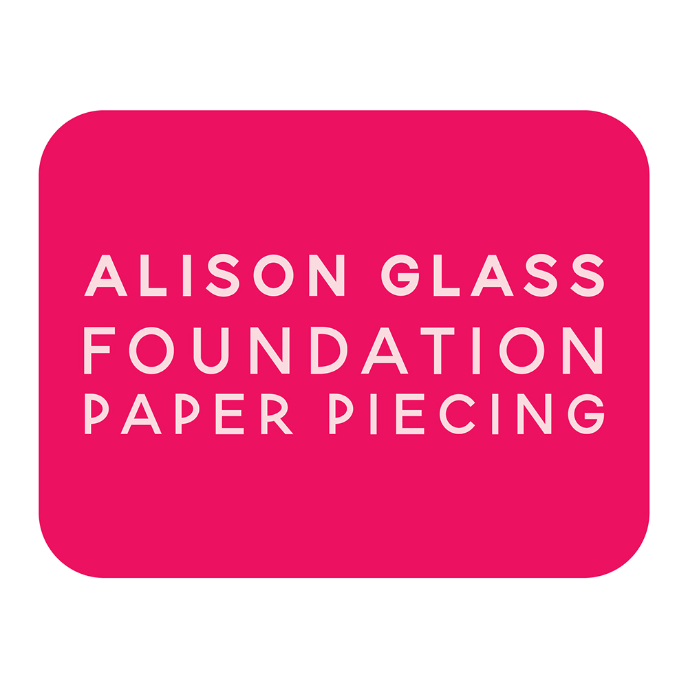 alison glass foundation paper piecing