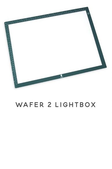 wafer 2 lightbox