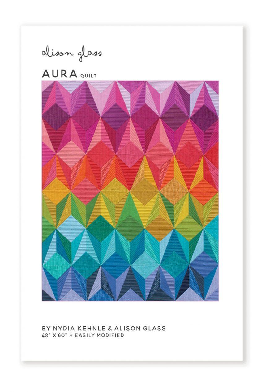 aura quilt pattern