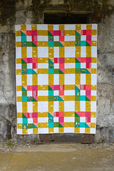 Holiday Andover quilt