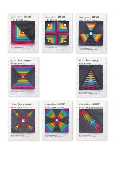 mini series all eight quilt patterns