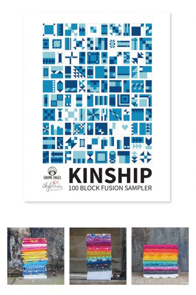 100days100blocks kinship sampler bundles