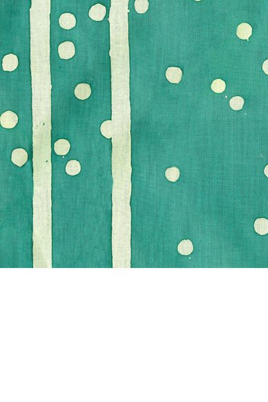 handcrafted 2 speckle in teal yardage