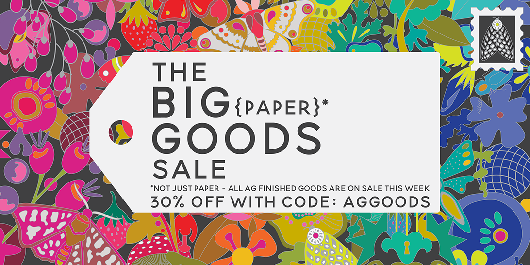 the big paper goods sale